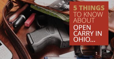 5 THINGS TO KNOW ABOUT OPEN CARRY IN OHIO......-EdwardLaRue