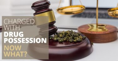 CHARGED WITH DRUG POSSESSION. NOW WHAT-EdwardLaRue