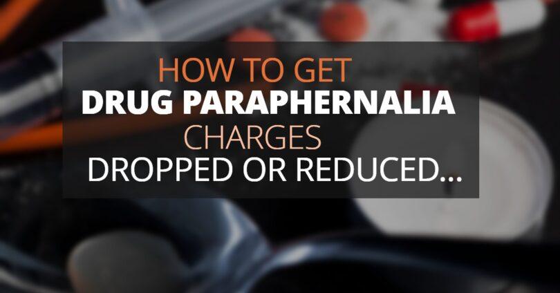 Drug Paraphernalia Charges-EdwardLaRue