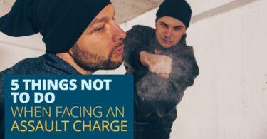 Facing An Assault Charge-EdwardLaRue