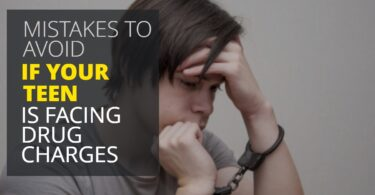MISTAKES TO AVOID IF YOUR TEEN IS FACING DRUG CHARGES-EdwardLaRue