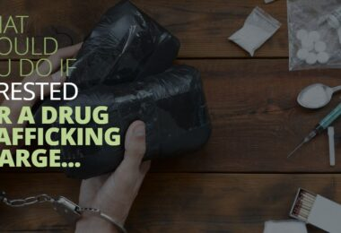 WHAT SHOULD YOU DO IF ARRESTED FOR A DRUG TRAFFICKING CHARGE-EdwardLaRue